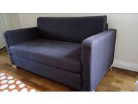 Two Seat Sofa cum Bed