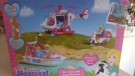 Animagic Rescue Hospital, Air, Sea and Land Rescue addition