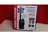Intek High power Walkie Talkie Kt-980hp