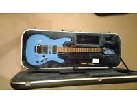 Ibanez S570B with hard case