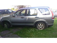 Honda CR-V I-CTDI SE, 2005, MOT 4 August 2016, need to exchange timing chain