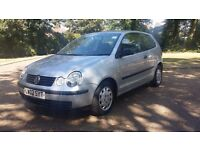 Vw polo 2002 Auto 3 door low mileage drives well