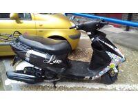 Yamaha vity 125 running bike read ad first