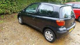 Yaris 1.4 diesel Genuine Low mileage