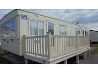Sunnyvale Caravan Park,Kinmel Bay A69 Silver 3 pet friendly Caravan,Price dependent on date