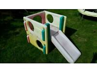 Little tikes Climbing, and sliding activity cube.