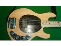 Musicman Stringray Bass Guitar