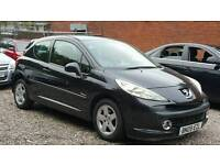 07 PEUGEOT 207 1.4 VERVE - GENUINE LOW MILES - PX WELCOME