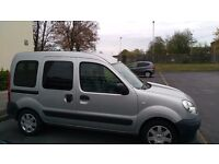 Renault Kangoo 1.5dCi Authentique Wheelchair Accessible Vehicle WAV *low mileage*