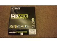 ASUS Motherboard M5A78L-M
