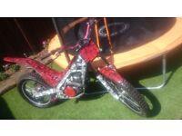 Sherco 320 4t trials bike