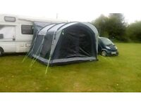Outwell Country Road Tall Driveaway Motorhome Awning