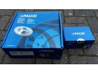 Ford Focus front brake discs and pads (BNIB)