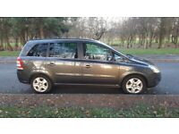 *****VAUXHALL ZAFIRA 2011 1.8 PETROL 7 SEATER MOT TILL AUGUST 2021 £1350 ovno p/x welcome