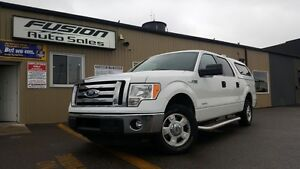 2012 Ford F-150 XLT--CREW CAB-2X2-ECOBOOST-BACK UP CAMERA