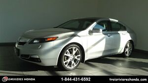2013 Acura TL Elite toit ouvrant mags cuir