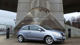 2008 08 VAUXHALL CORSA 1.2 SXI MOT 03/18 (CHEAPER PART EX WELCOME)