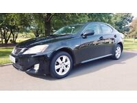 Lexus IS 220d 2.2 TD 4dr FULL SERVICE HISTORY