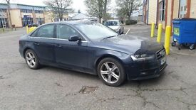 BLUE, FULL MAIN HISTORY, 1 OWNER, PART GREY LEATHER