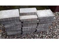 Marshalls Paving Blocks about 1m2