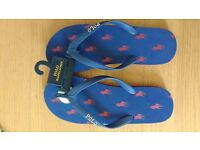 Ralph Lauren flip flops UK 6 BRAND NEW!