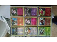 Holo foil pokemon cards