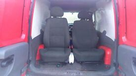 Vauxhall Corsa Front Seats - Fabric - Good Condition