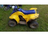 50cc hyosung quad