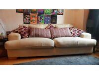 3/4 Seater Sofa/Settee