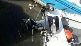 1996 Yamaha 90hp Autolube outboard for sale