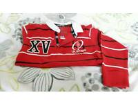Boys Ulster Rugby top