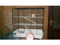 Hamster cage. Large!