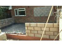 Extension specialists, builders,refurbished, tiler,bricklayer, domestic, industry,