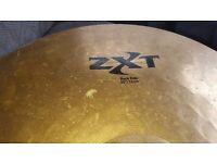Zildjian zxt rock wide 20 in 51 cm cymbal