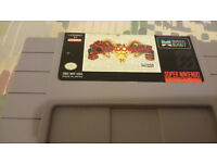 snes usa rare game cart shadowrun