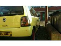 Vw Lupo, cheap car, I buy it for work but I do not need any more because I change my job