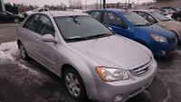 2006 Kia Spectra LX AUT AC TOUTE EQUIPE AUT AC FULLY EQUIPPED