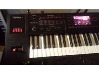 FA 06 Roland Keyboard Workstation