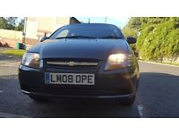 2008 Chrevrolet Kelos 1.4lL Petrol in good contion 10 month MOT lady driver