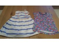 Girls Dress and Top, 3-6 months, BNWT