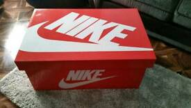 NIKE STORAGE SHOE BOX