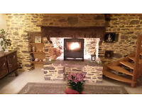 4 star self-catering holiday cottage in Brittany / FRANCE