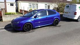 Ford Focus ST3, Lots of Extras. Low milage, FSH.