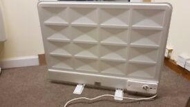 Large Glen Electric Radiator Perfect Working Order