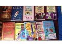 Various Children's Books & Magazines