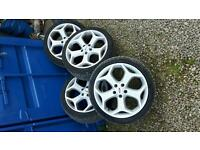 Ford focus st alloys 5x108