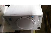 REFURBISHED 8KG BEKO DCX83100W Condenser Tumble Dryer - White RRP£300