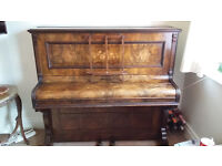 Antique Upright Piano - Mackenzie & Co London