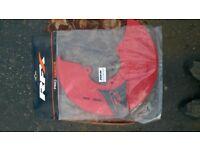 motocross bike brake cover