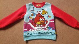 Angry Birds sweatshirts for children